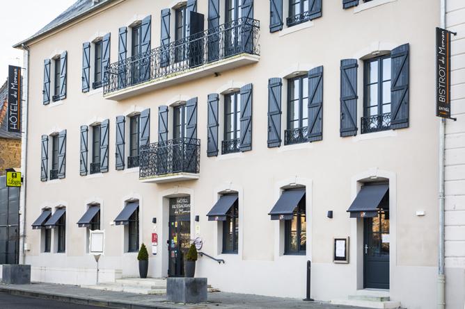 Hotel Restaurant du Morvan, Luzy