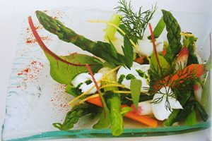 Legumes printemps, JM COURON